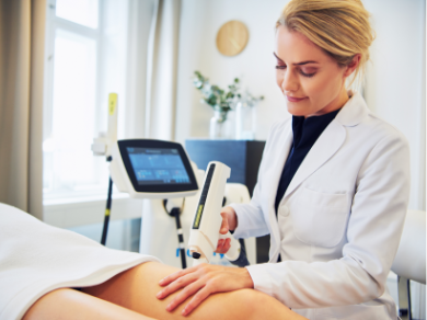 Non-surgical cosmetic and laser treatments